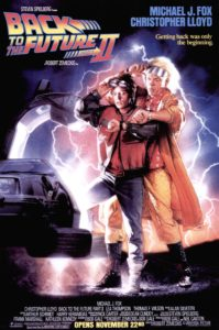 Back to the Future, Part II Poster