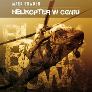 Helikopter w ogniu audiobook