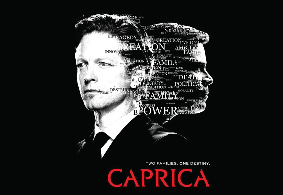 Caprica Two Families