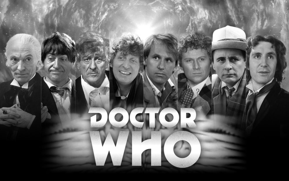 Classic Who by Big Blue Box Podcast