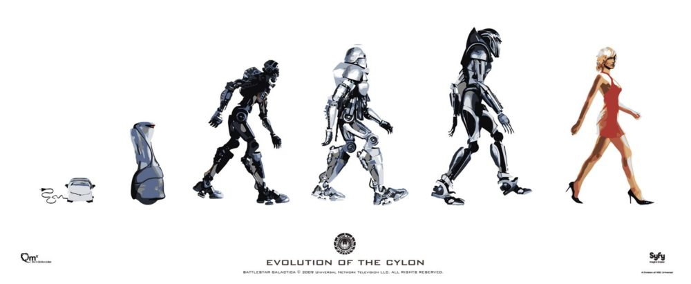 Cylon Evolution