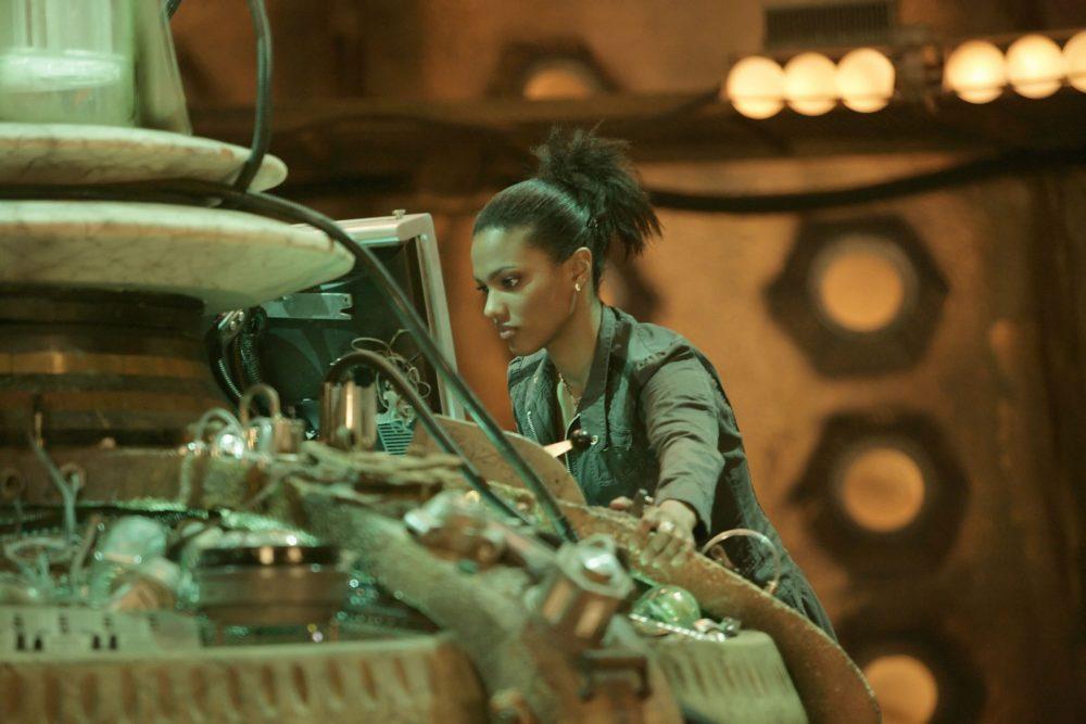 Tenth Doctor Who - Martha Jones