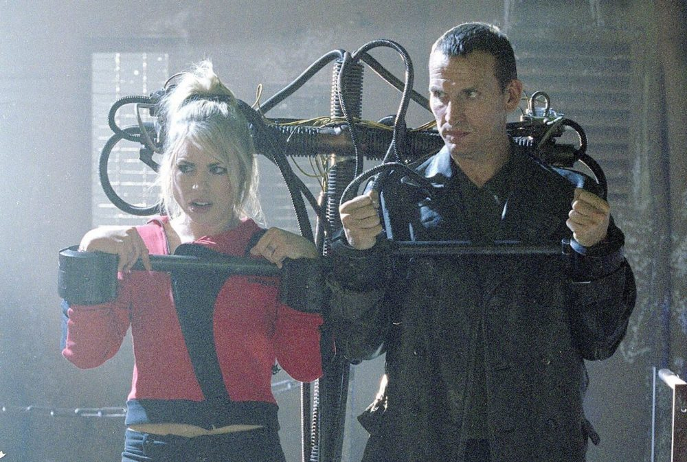 Ninth Doctor Who and Rose - Not a Couple