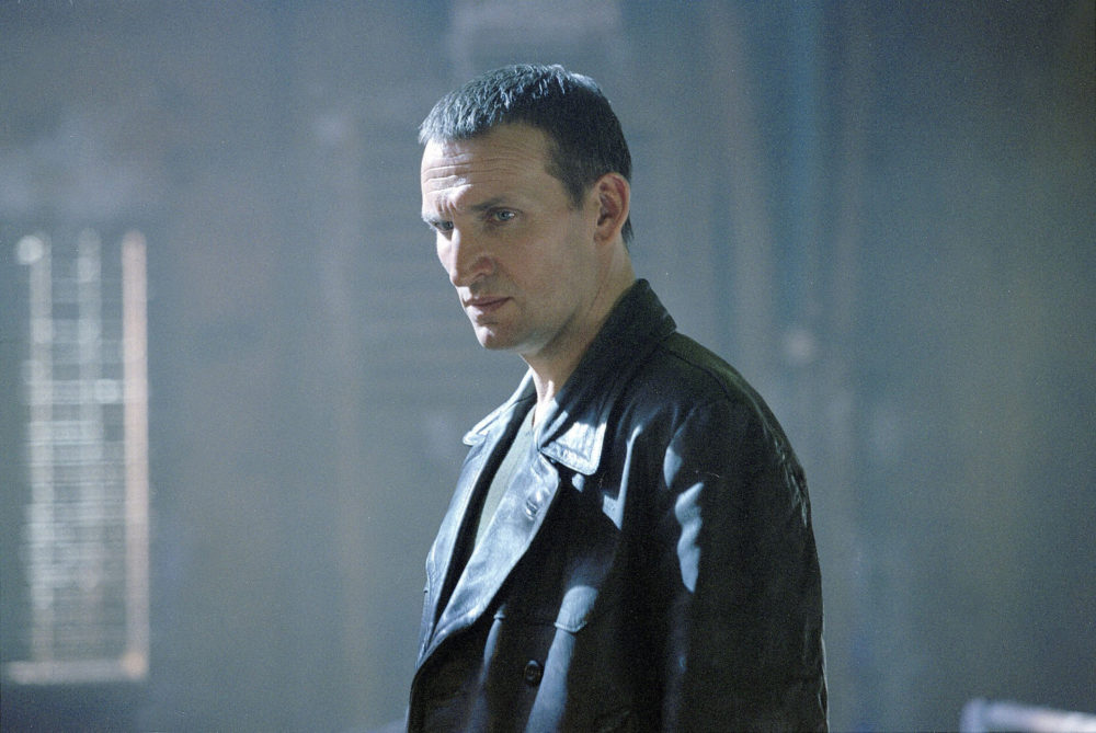Ninth Doctor Who Sad
