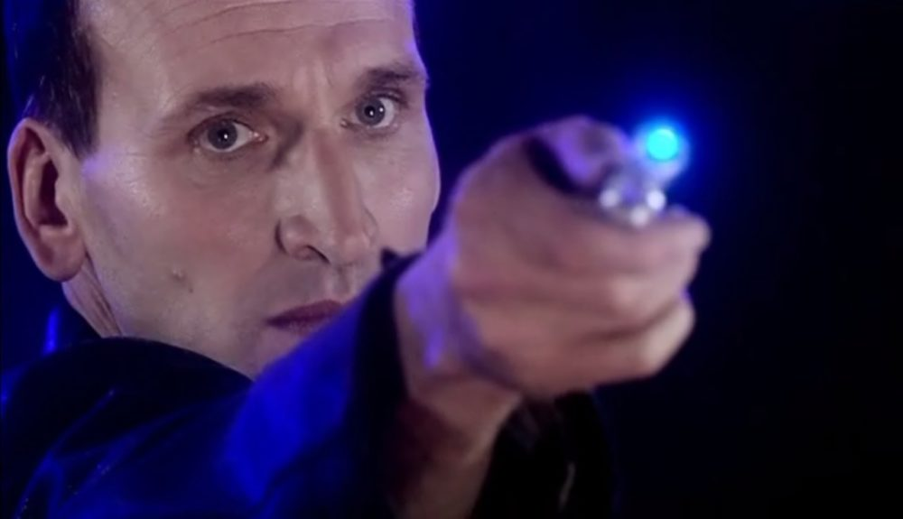 Ninth Doctor Who Sonic Screwdriver