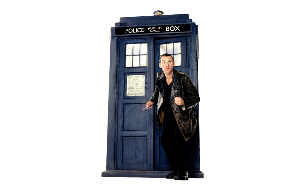 Ninth Doctor Who and TARDIS