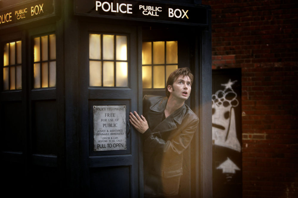 Tenth Doctor Who - Christmas Invasion