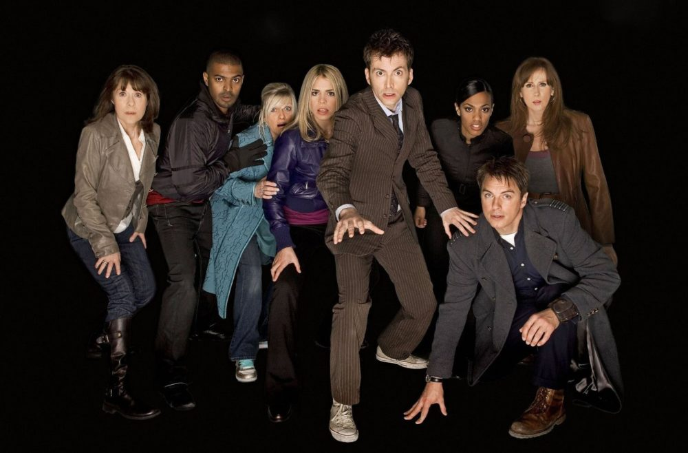 Tenth Doctor Who Companions