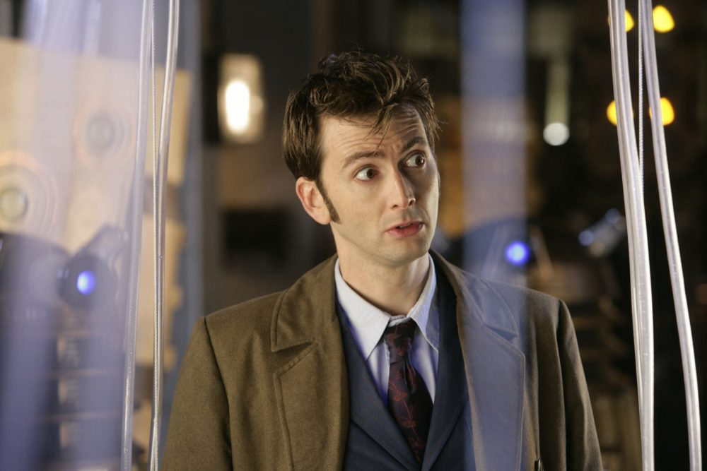 Tenth Doctor Who - Not so bad