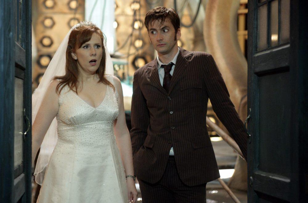 Tenth Doctor Who - Runaway Bride