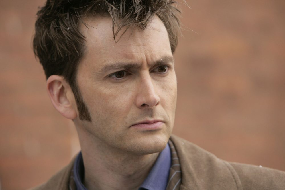 Tenth Doctor Who Sad