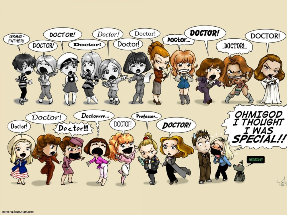 All Doctor Who Companions
