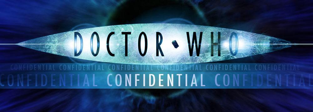 Doctor Who Confidential Logo
