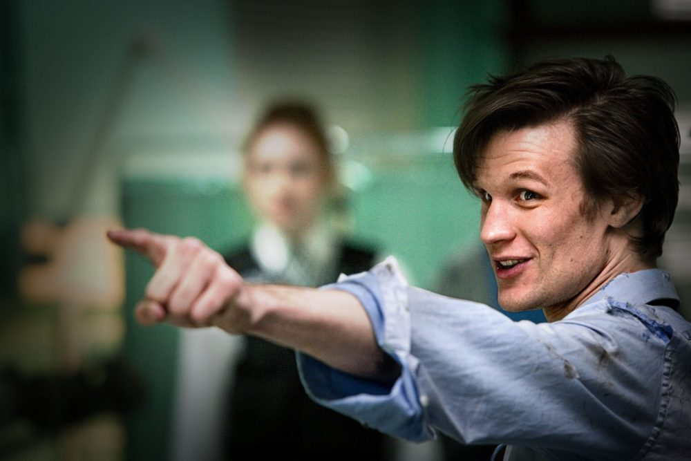 Eleventh Doctor Who After Regeneration