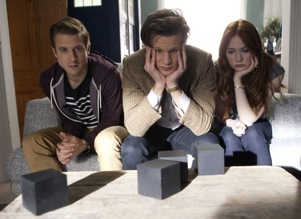 Eleventh Doctor Who, Amy and Rory Boring