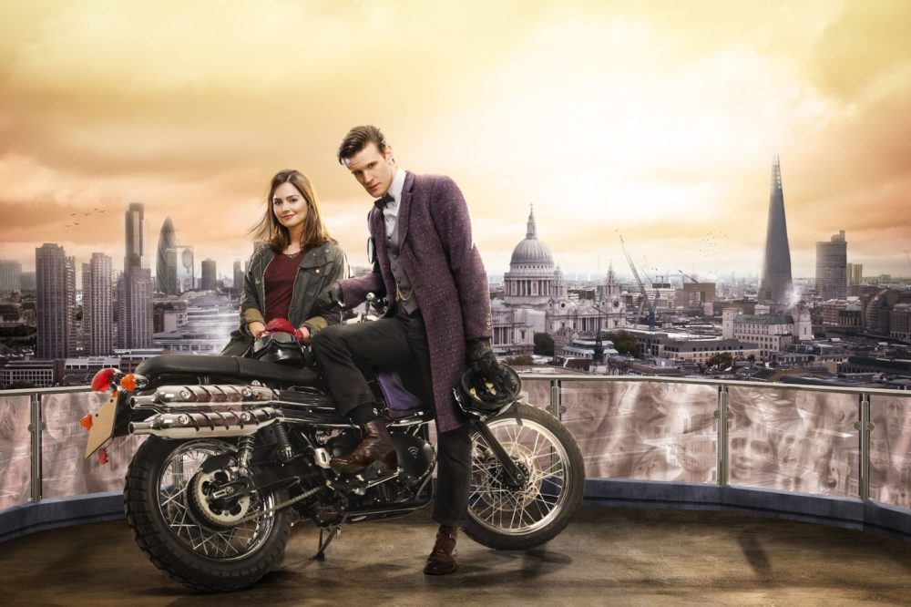 Eleventh Doctor Who and Clara