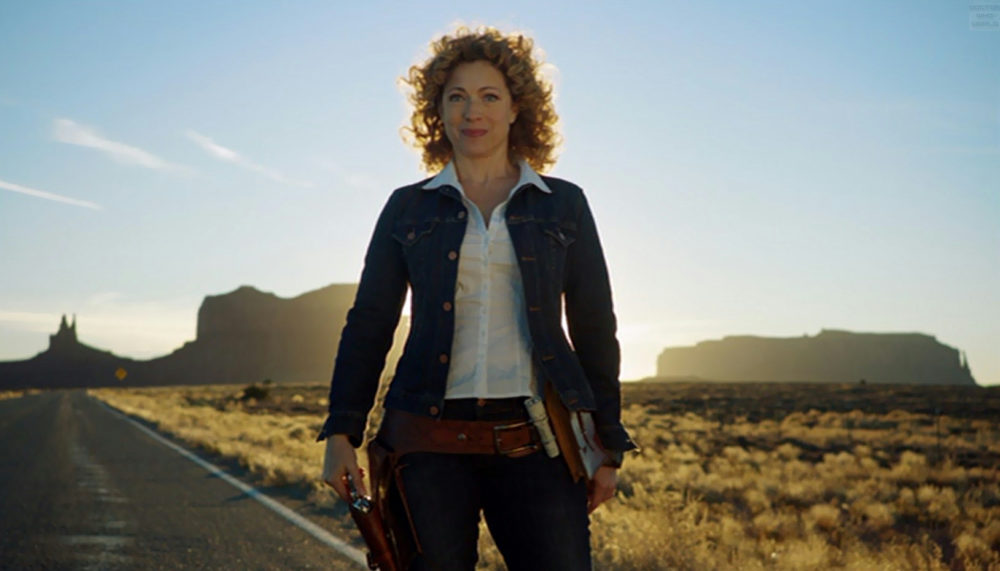 Eleventh Doctor Who - River Song