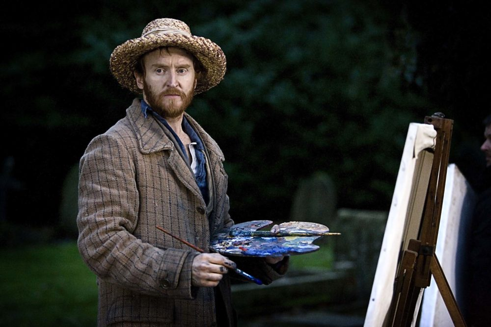 Eleventh Doctor Who - Vincent Van Gogh