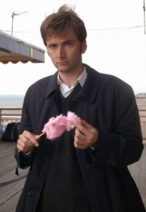 Tennant in Blackpool