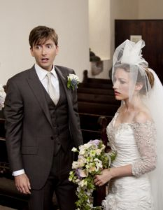 Tennant in Decoy Bride