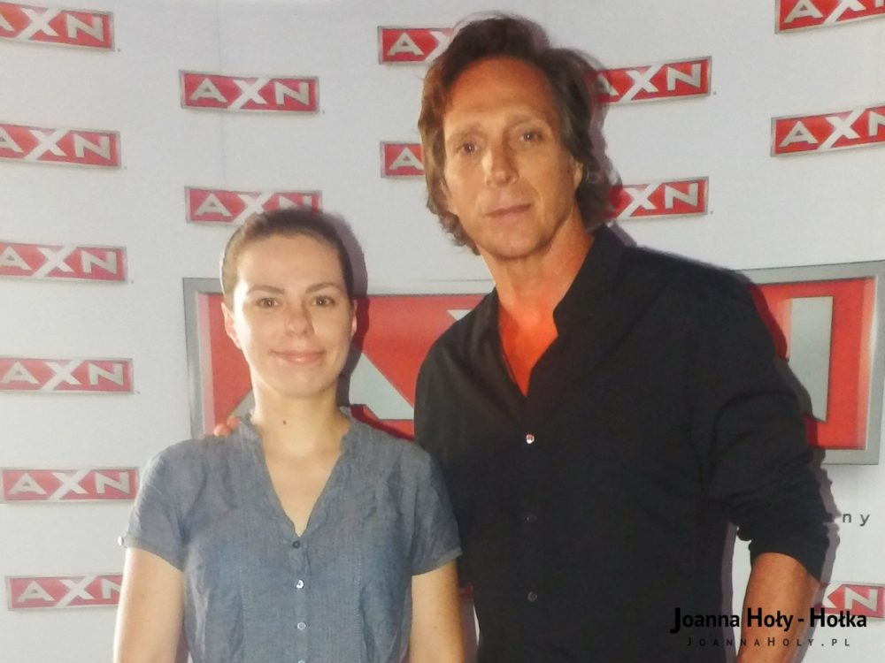 William Fichtner i ja