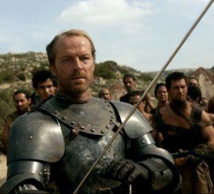 Jorah Mormont z Gry o Tron