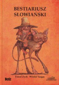 Bestiariusz słowiański okładka