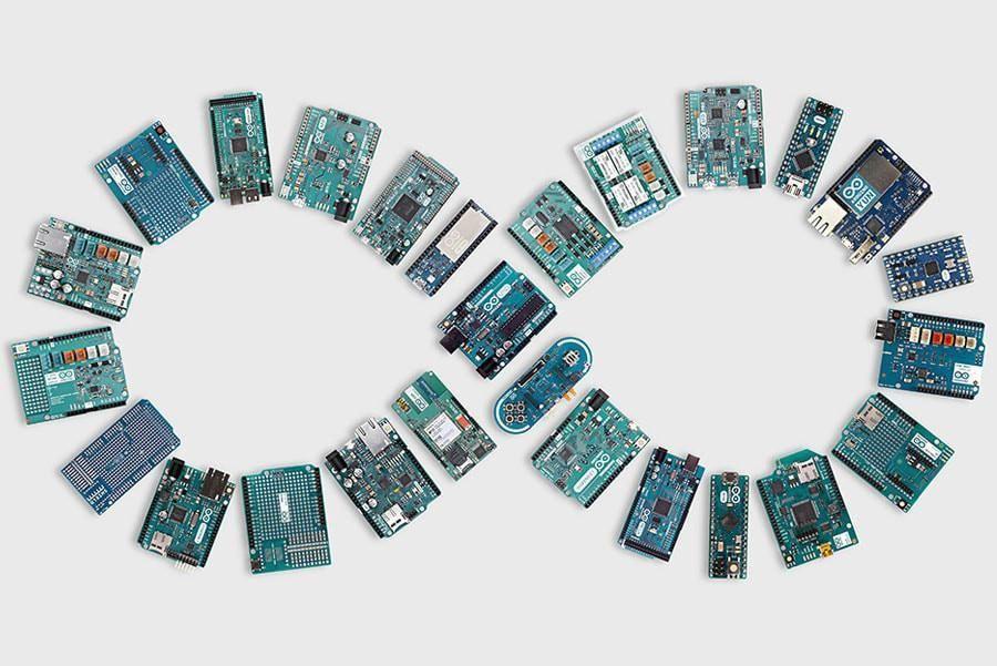 Modele Arduino