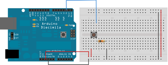 Arduino i płytka stykowa