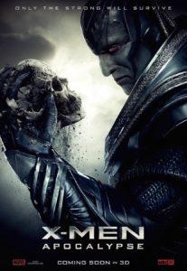 X-Men Apocalypse okładka