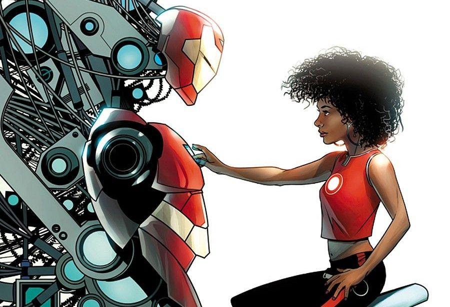 Iron Man Woman