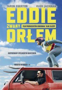 Eddie zwany Orłem okładka