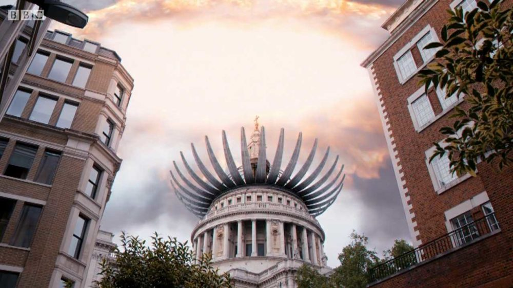 Doctor Who - St Paul's Cathedral