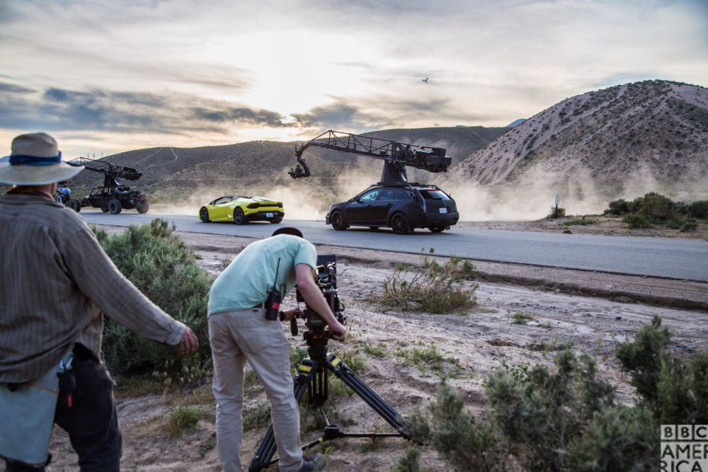 Top Gear America - Lamborghini