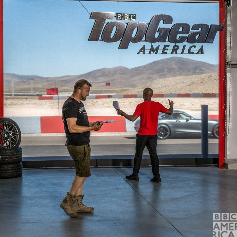 Top Gear America - Studio