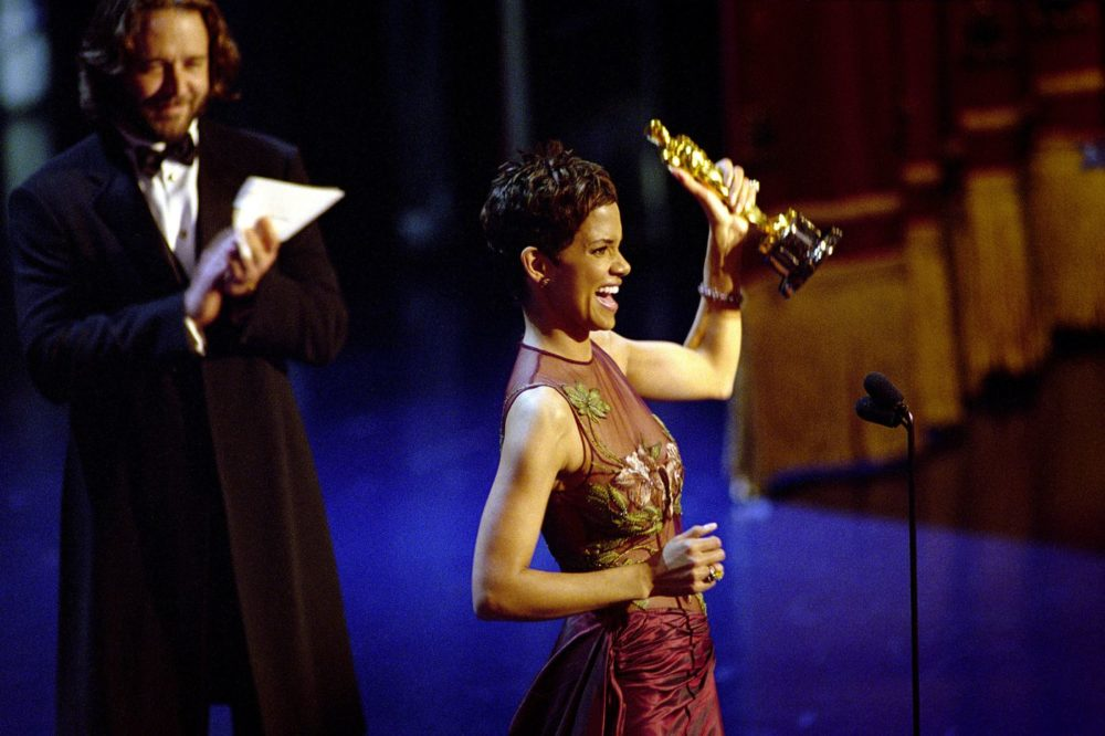 Halle Berry Oscar