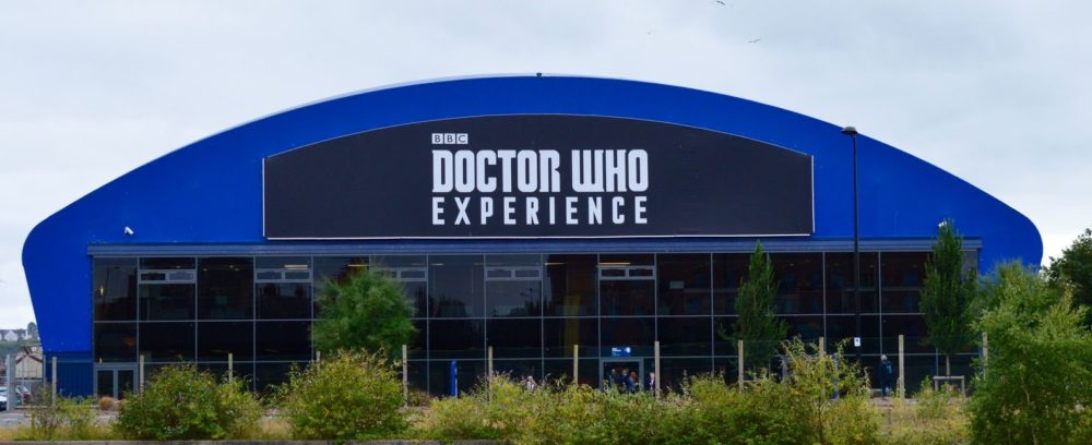Doctor Who Experience Building