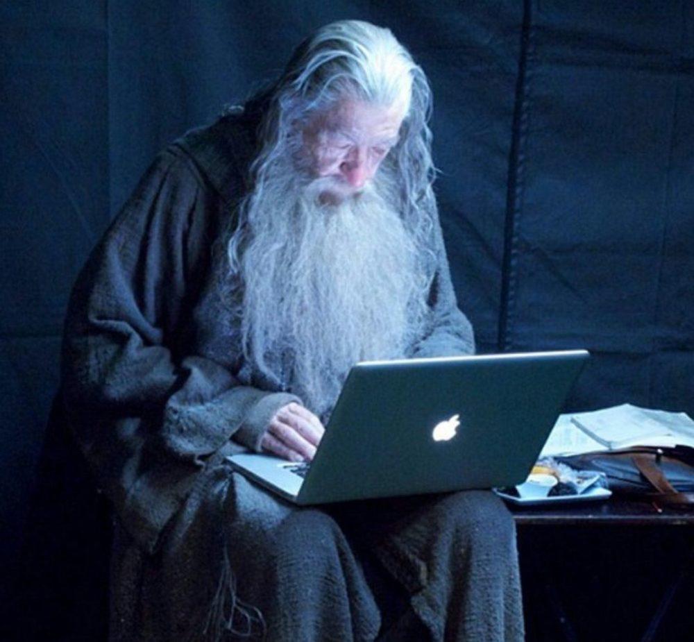 Ian McKellen Gandalf Hobbit