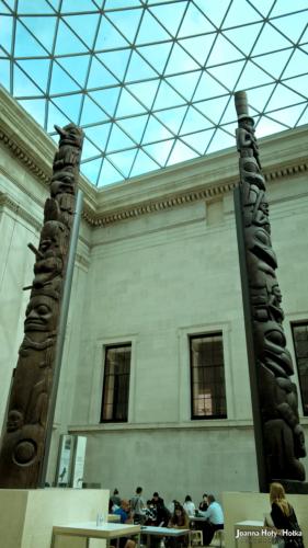 British Museum totems