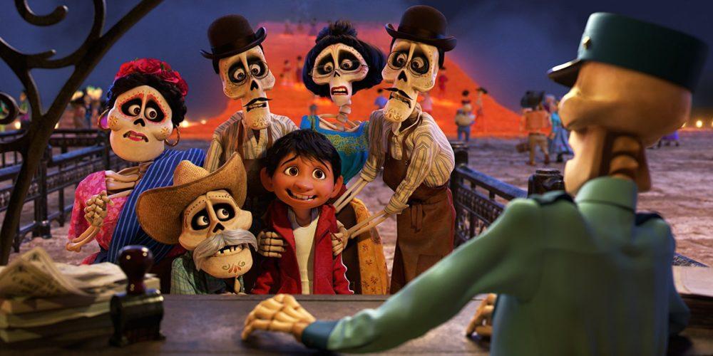 Coco rodzina