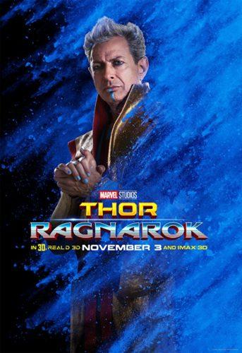Thor: Ragnarok Grandmaster