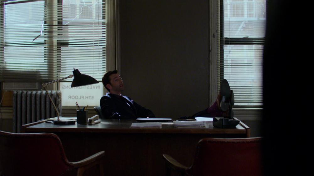 Jessica Jones season 2 Kilgrave screenshot