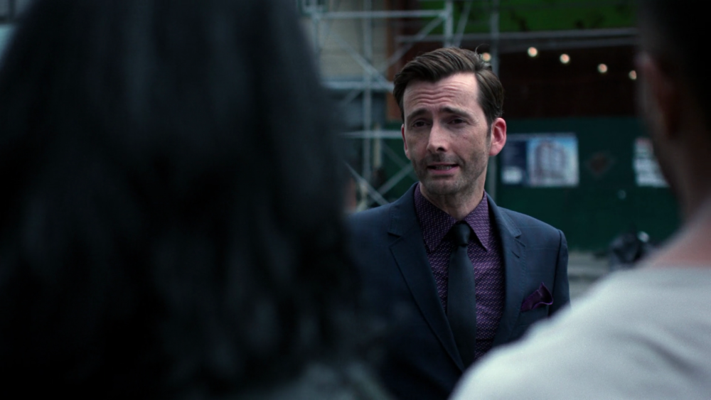 Jessica Jones season 2 Kilgrave screenshot