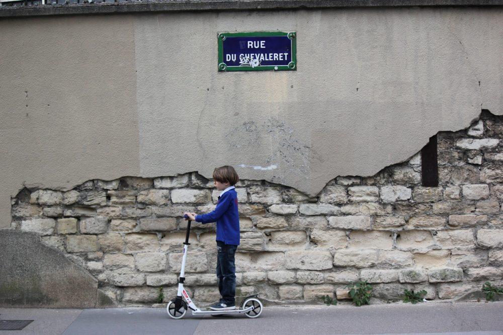 Scooter Boy by Jennifer Eugenie