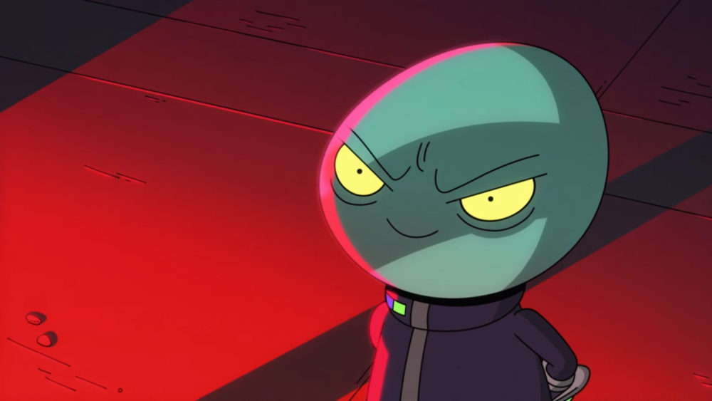 Final Space Lord Commander