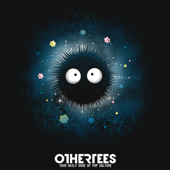 OtherTees Spirited Away Black Hole