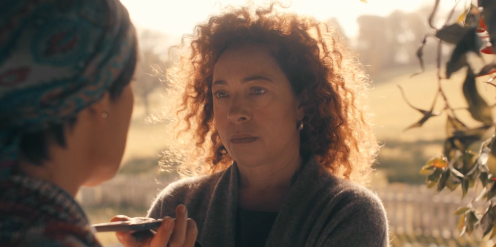 Discovery of Witches - Alex Kingston