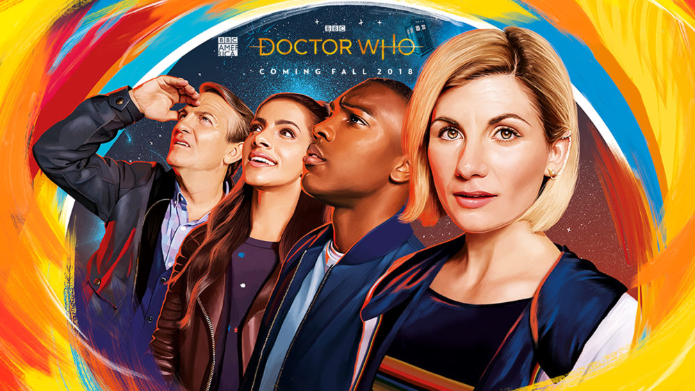Doctor Who - 11th series color promo poster