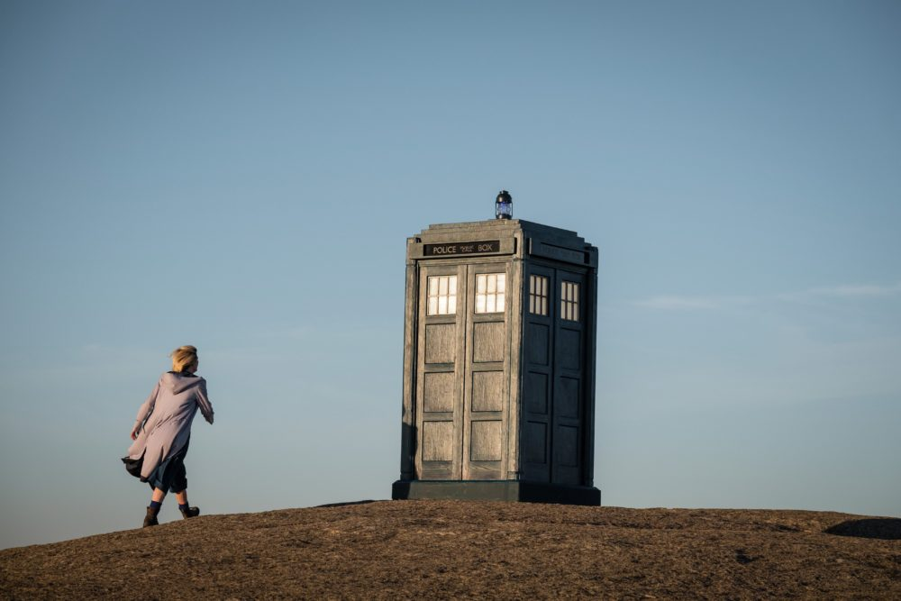 Doctor Who - 13th Doctor TARDIS