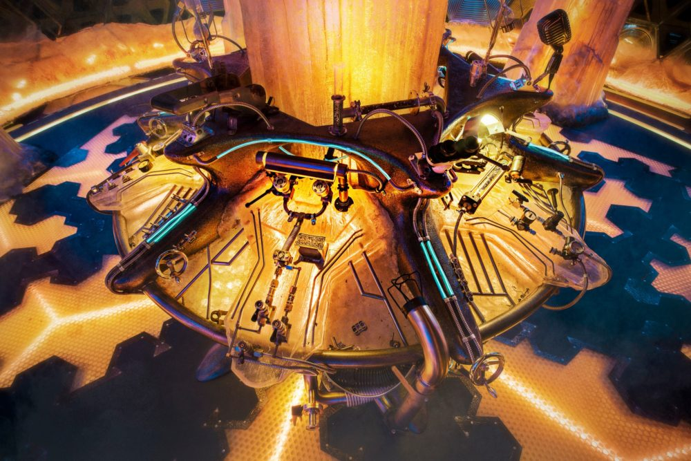 Doctor Who - 13th Doctor TARDIS console